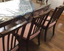 N様食堂椅子完成2