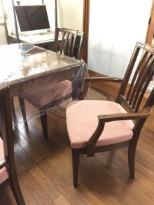 N様食堂椅子完成